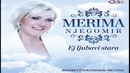 Merima Njegomir - Dva bijela goluba - ( Audio 2016 )