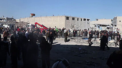 Syria: Al-Bab car bomb explosion reportedly kills five and injures 19 more