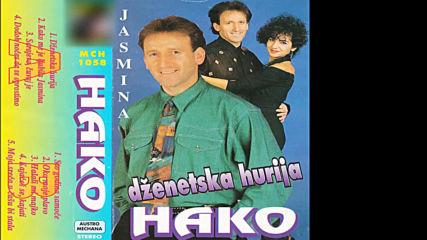 Hasib Obic - Hako - Moja sreca u casu stala - Audio 1994hd