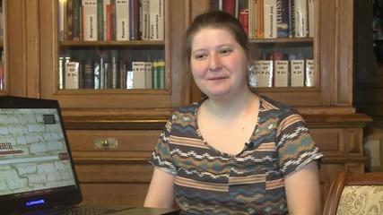 Russia: Meet the 'Robin Hood of Science' - Sci-Hub's Alexandra Elbakyan