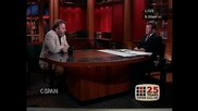 Christopher Hitchens on 1989 & the Role of the U.s. in the World