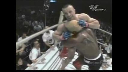 Mirko Crocop Filipovic vs Kevin Randleman [1]