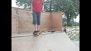 Скейт Трик - Dropping In