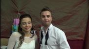 Dancing Stars - Антон и Дорина за Седмицата на любовта 25.03.2014г