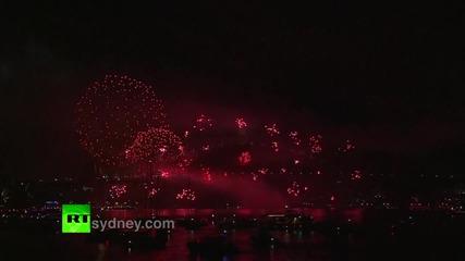 Нова година 2013 - Сидни, Австралия