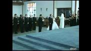 Кръстника припаdа на сватбата