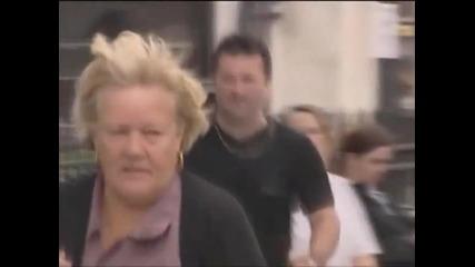 Крадецът на обувки - скрита камера