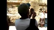 Части от Храмовия комплекс в Ерусалим днес