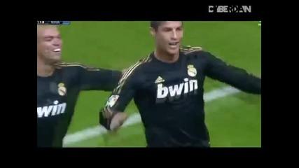 C.ronaldo 2012 Real Madrid