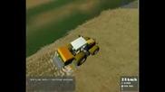 Landwirtschafts - Simulator 2008 - Rozsiewacz Nawozu