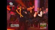 Dancing Stars - Нети  и Александър Докулевски