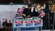 South Korea: One million rally in Seoul to demand President Park's resignation