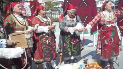 Сега сум се напременило - Женска фолклорна група Здраве