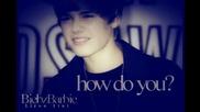 Justin Bieber {right through me}