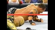 Goldust vs. Johnny Stamboli - Wwe Heat 10.11.2002