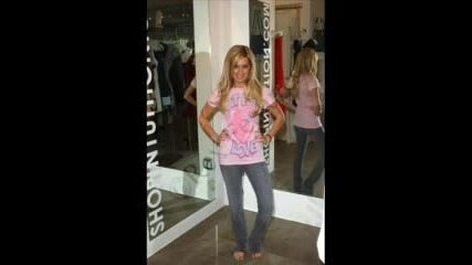 Stila Na Ashley Tisdale