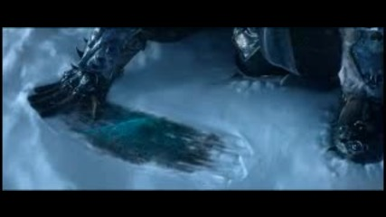 Wrath of the lich king trailer