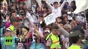 Ecuador: Pope kicks off three national tour in Quito