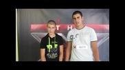 Веселин и Ангел на кастинг X Factor Бургас