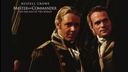 Master and Commander Soundtrack - The Cuckold Came Out Of The Amery