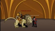 Aqw How to get Holiday Caster