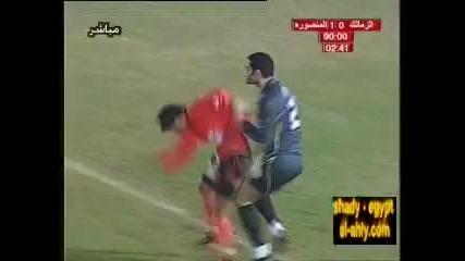 Смешен арабски футбол