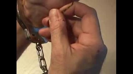 Как да се измъкнем от белезниците* работа