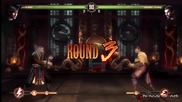 Mortal Kombat 9 Chapter 05 Liu Kang