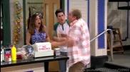 Нoвия Сезон! Wizards Of Waverly Place - Season 4 Episode 1 - Alex Tells The World - Part 1/2
