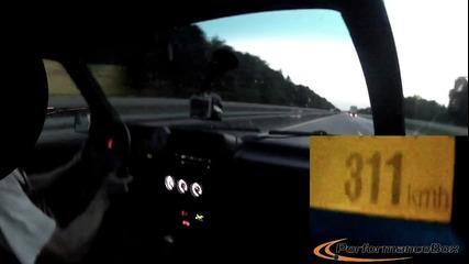 322 км/ч с Голф