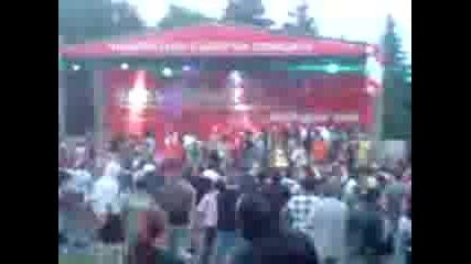Бузлуджа Open Air 02.08.2008