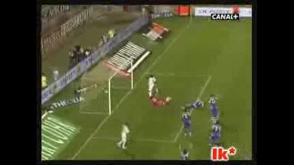Марсилия Разгроми Оксер С 4 - 0