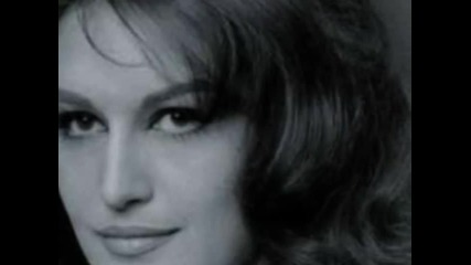 Dalida and Alain Delon - Paroles par