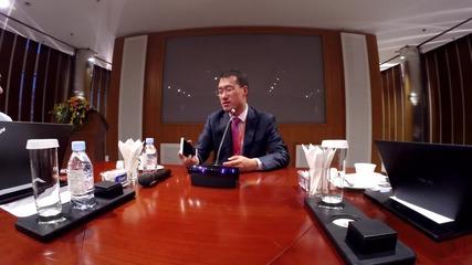 Smart Info: Интервю с директорa на Huawei
