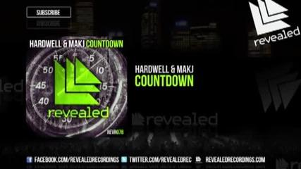 Hardwell & Makj - Countdown [radio edit]