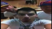 Joe Jonas - Woah whats up / Джо Джонас казва Здравейте! / Забавно хд