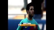 Една от най - добрите ми компилаций на Fifa 12 - Головете са със Милан и Барселона !