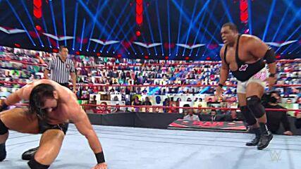 Drew McIntyre vs. Keith Lee: Raw, Sept. 21, 2020 (Full Match)