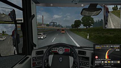 Еuro Truck Simulator 2 #4