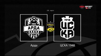 Новините преди Арда - ЦСКА 1948
