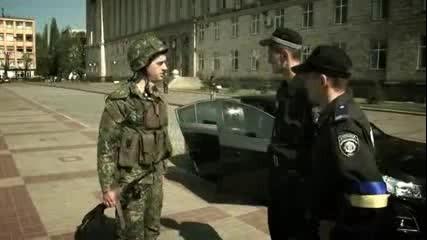 Зелени човечета в Черкаси или как се взима властта. 24.04.2014