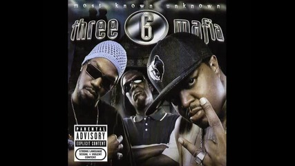 Three 6 Mafia - Hard Hittaz (ft. Boogiemane)