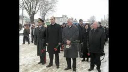 Спомен за Бончо Чернев! 3 години без теб!