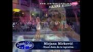 Mirjana Mirkovic - Stani duso da te ispratim *zvezde Granda 2011*