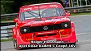 Opel Kadett C Coupe 16v - Holger Hovemann - Bergrennen Mickhausen 2012