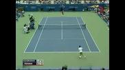 Us Open 2008 : Федерер - Джокович | 3 Сет