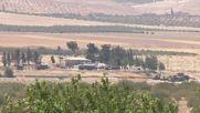 Turkey: Army detonates leftover IS mines in Syria's Jarablus