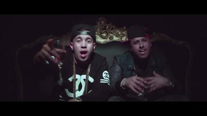 Регетон! Ако теб те няма - Nicky Jam Ft De la Ghetto - ( Video Oficial) + Превод