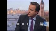 Дейвид Камерън иска още един мандат като премиер на Великобритания