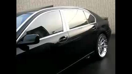 Bmw 760li Schnitzer Style